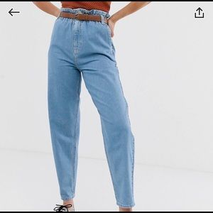 Asos Vintage High Waisted Jeans
